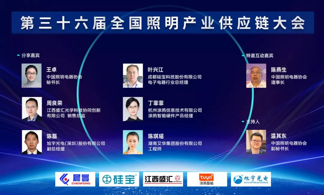 """""""2020年全国照明产业供应链大会(第三十六届)""""成功举办"""